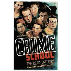 Crime School 1938 DVD - Humphrey Bogart / Gale Page